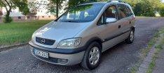 Opel Zafira A 1.6 16V Comfort 7 személyes.vonóh...