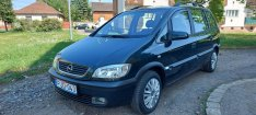Opel Zafira A 1.8 16V Elegance 7Személy.vonóhor...