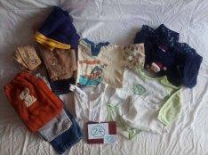 Őszi ruhacsomag, 2,5 - 3 éves gyerknek, 92-es, 98-as