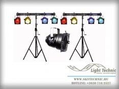 PAR56 lámpa szett bérlés