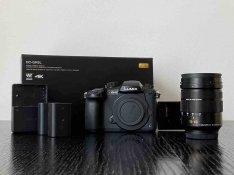 Panasonic GH5 + Leica 12-60mm f/2.8.-4.0