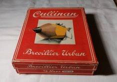Papír doboz Cullinan, régi gyógyszertári doboz