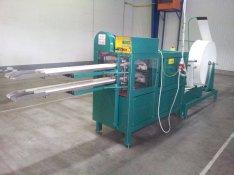 Papír zsebkendő gyártó gép