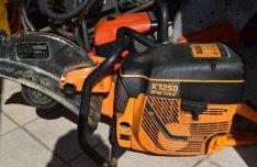 Partner Husqvarna K1250 Benzines Gyorsdaraboló Flex Bosch Wacker Sthil