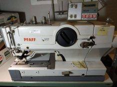 Pfaff 3117 normál gomblyukazó gép