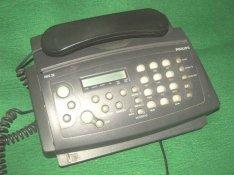 Philips HFC 22 XCV telefon fax működőképes állapotban csak telefon! v