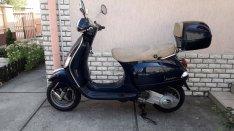 Piaggio Vespa LX 150 ccm 4T