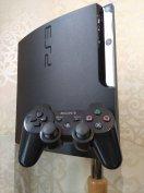Playstation 3 (PS3) 500GB hen cfw slim giga pak 31 toplistás játék!