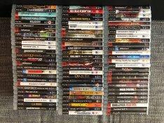 Playstation 3 játékok - 990 Ft-tól / árak üzenetben kérhetőek, PS3