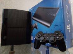 Playstation 3 superslim 1TB! hen cfw 52 ps3 2050 arcade játék!