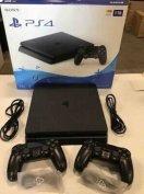 Playstation 4 Slim / Ps4 Slim 1 TB Teljesen kompletten! Legjobb ár!