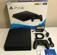 Playstation 4 Slim / Ps4 Slim 500 GB Teljesen kompletten! Legjobb ár!