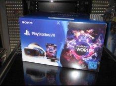 Playstation 4 VR 2 / Ps4 VR 2 / Ps VR 2 + V2 Kamera! Komplett pakk!