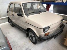 Polski Fiat 126 650 P
