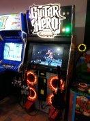 Próbáld ki! Guitar Hero gitár szimulátor játék a Gozsdu Játékteremben
