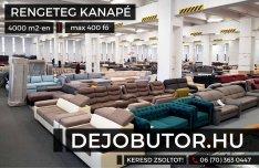 Reggio sarok + 600 db kanapé ülőgarnitúra ualak franciaágy azonnal