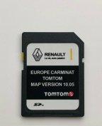 Renault Carminat Navigáció SD kártya 2019