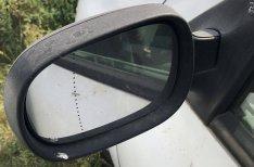 Renault Clio 2003-2005 BAL Oldali Visszapillantó Tükör