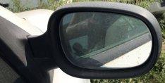 Renault Clio 2003-2005 jobb visszapillantó tükör
