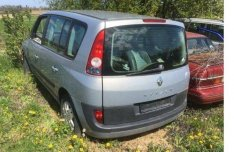 Renault Espace bontás