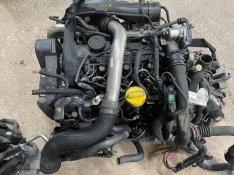 Renault Fluence Megane 1.5dci 110le motor K9KN837 2012-es
