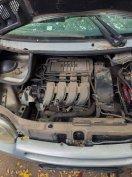 Renault twingo 1.2 16v önindító hengerfej generátor