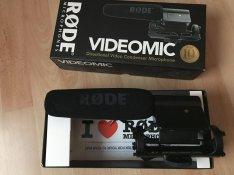 Rode Videomic mikrofon