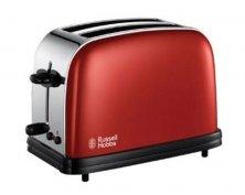 Russell Hobbs 23330-56 Colours PLUS+ kenyérpirító - piros