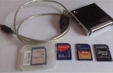 SD memória kártyák