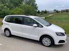 SEAT Alhambra 2.0 CR TDI Style Szervízkönyv !!!...