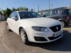 SEAT Exeo 1.6 Reference 140000 km!!!