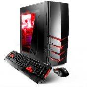 SSD GTA Gamer pc számítógép R7 350X 4gb Core I5 4x3.7GHZ 8GB 500GB HDD