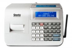 Sam4s NR-300 új online pénztárgép szaküzletből Pécs 99900 Ft+ÁFA!