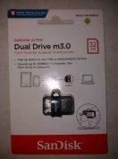 Sandisk dual drive