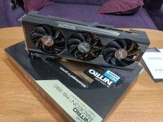 Sapphire Nitro AMD Radeon R9 390 8GB 512 bit grafikus kártya