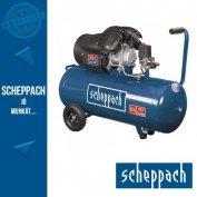 Scheppach HC 120 DC Kéthengeres olajkenésű kompresszor garanciával!!