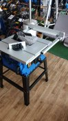 Scheppach HS 105 - asztali körfűrész 2+2év garanciával
