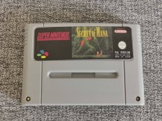 Secret of Mana - Super Nintendo SNES PAL bootleg