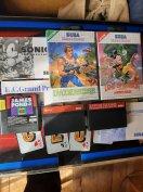 Sega master system megadrive