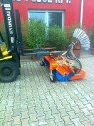 Seprőgép targoncára ,traktorra
