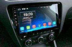 Skoda Octavia 2013-2018 Android autórádió fejegység gyári helyre 1-4GB