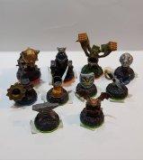 Skylanders spyros adventure figurák használt szép állapotban eladó!