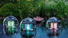 Solar úszo gömb szett