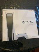 Sony Playstation 5 (PS5) konzollemez verzió