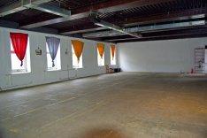 Sopronban 260 m2-es csarnok kiadó