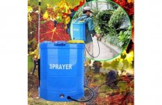 Sprayer Akkus Háti Permetező 16 Literes