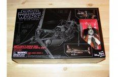 Star Wars Black Series 15 cm (6 inch) Enfys Nest's Swoop Bike jármű