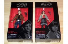 Star Wars Black Series 15 cm (6 inch) Han Solo & Qi'ra figura