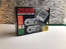 Super Nintendo Classic Mini (SNES) Új! Saját dobozában! Legjobb ár!