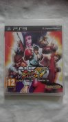 Super Street Fighter 4 PS3 playstation 3 pal angol